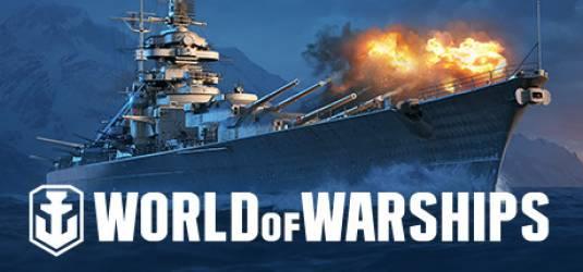 World of Warships - Дневники разработчиков № 15