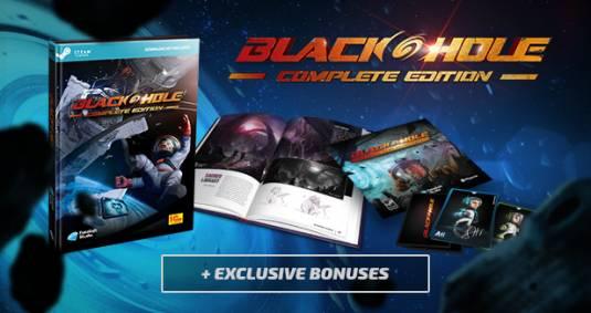 BLACKHOLE - Анонс полного издания