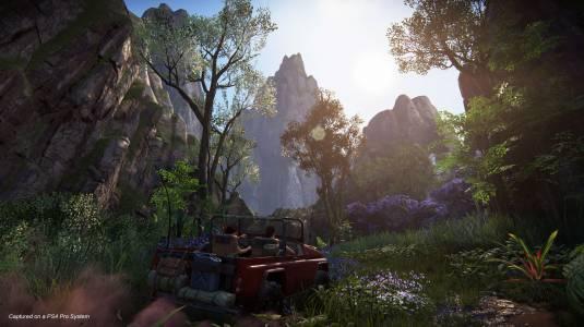 Эксклюзивный геймплей Uncharted: The Lost Legacy