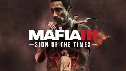 Mafia III – в Нью-Бордо появились «Знамения времен»