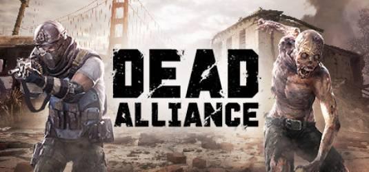 Dead Alliance: Multiplayer Beta - Бесплатно до 31 июля