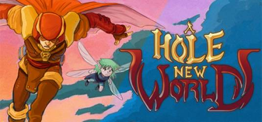 A Hole New World - Анонсирующий трейлер на PS4