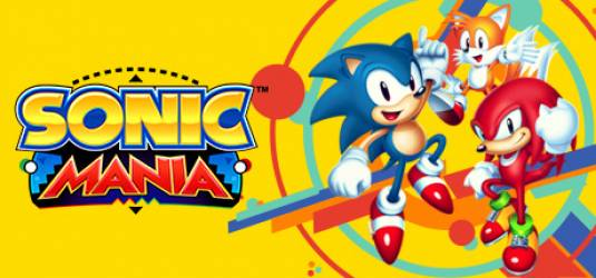 Уже завтра Sonic Mania ворвется на PlayStation 4, Xbox One и Nintendo Switch