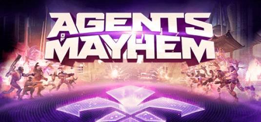 Премьерный трейлер Agents of Mayhem!