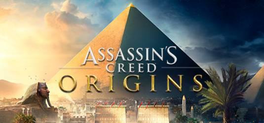 Assassin's Creed Origins: Timelapse