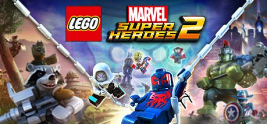LEGO Marvel Super Heroes 2, Трейлер Gamescom 2017