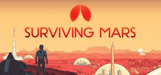 Surviving Mars - Свежий геймплейный трейлер