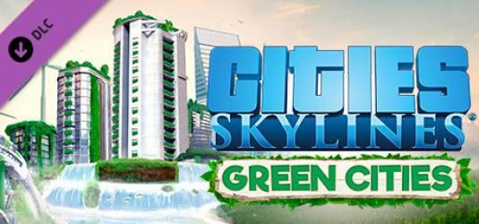 Cities Skylines – анонсировано дополнение Green Cities