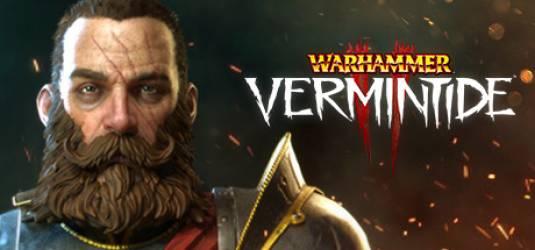Анонсирована игра Warhammer: Vermintide 2