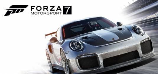 Демоверсия Forza Motorsport 7 выйдет 19 сентября