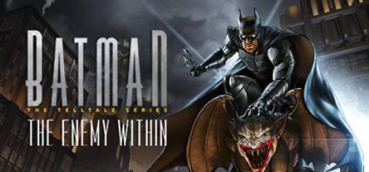 Batman: The Enemy Within - Трейлер второго эпизода