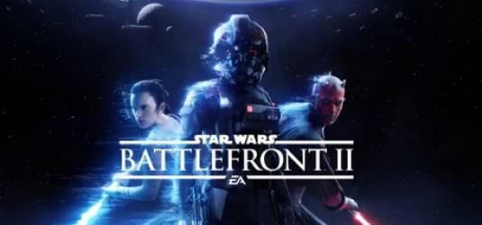 Star Wars Battlefront 2 - Геймплейное видео