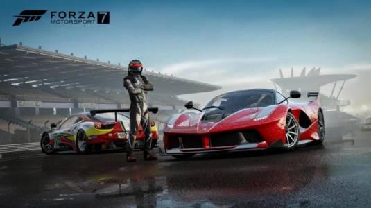 Forza Motorsport 7 поступила в продажу для Xbox One и ПК на Windows 10