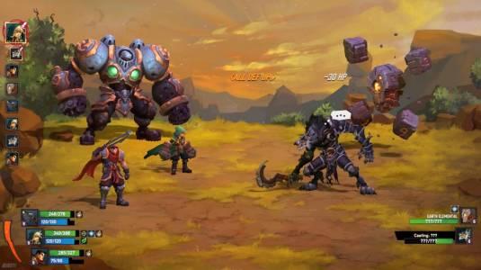 Обзор Battle Chasers: Nightwar. Прелесть.