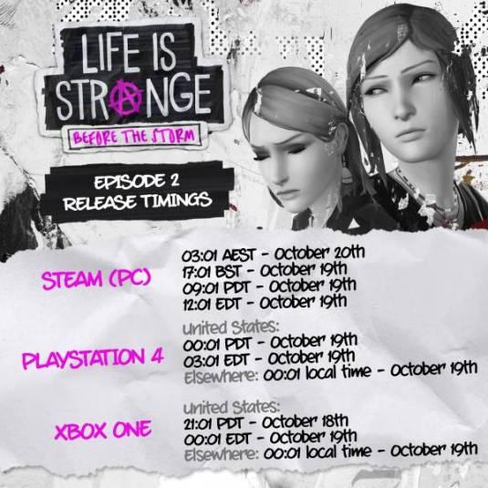 Life is Strange: Before the Storm - 2 эпизод
