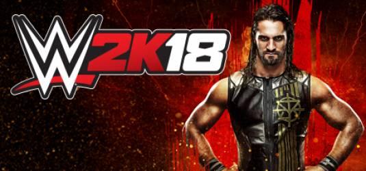 WWE 2K18 поступила в продажу для PlayStation 4 и Xbox One