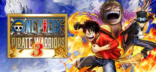 One Piece: Pirate Warriors 3 Deluxe Edition анонсирована для Switch