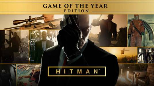 Анонс Hitman: Game of the Year Edition