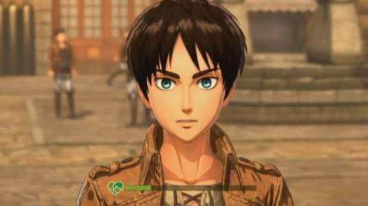 Первый геймплей Attack on Titan 2