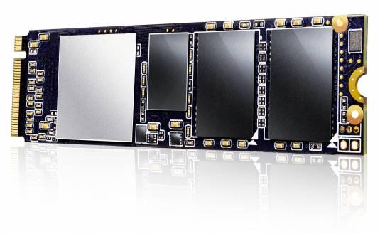 ADATA представляет SSD-накопитель XPG SX6000 c интерфейсом PCIe Gen3x4 M.2 2280