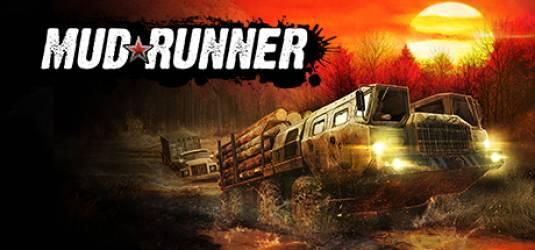 Эпичный премьерный трейлер симулятора Spintires: MudRunner