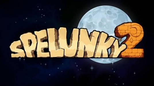 Spelunky 2 - Анонсирующий трейлер игры