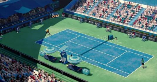 Tennis World Tour | PGW 2017 Reveal Trailer
