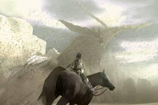 Shadow of the Colossus - Новые трейлеры