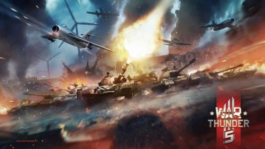 """Пятилетие War Thunder: обновление 1.73 """"Vive la France"""" и подарки игрокам"""