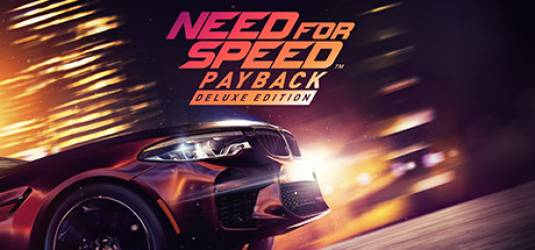 Need For Speed Payback - Запускательный трейлер