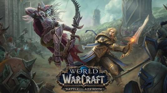 Battle for Azeroth - Трейлер