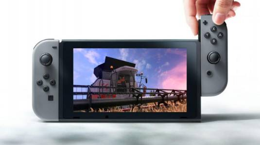 Farming Simulator Switch Edition - Запускательный трейлер