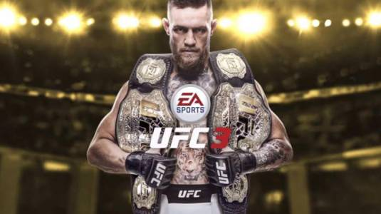 UFC 3 - анонсирующий трейлер