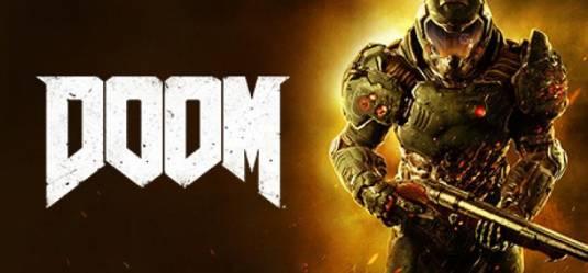 Doom вышел на Switch