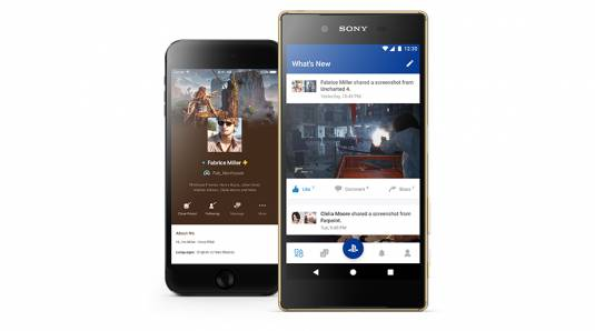 Sony обновила приложение PlayStation и представила новое для PS4