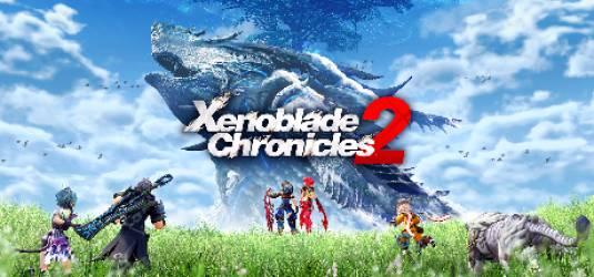 Xenoblade Chronicles 2 - Сюжетный трейлер