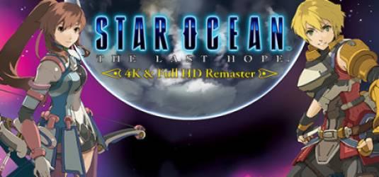 Star Ocean: The Last Hope 4K & Full HD Remaster - Релизный трейлер