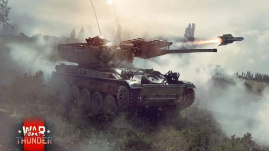 В War Thunder в игру вводятся французские танки!