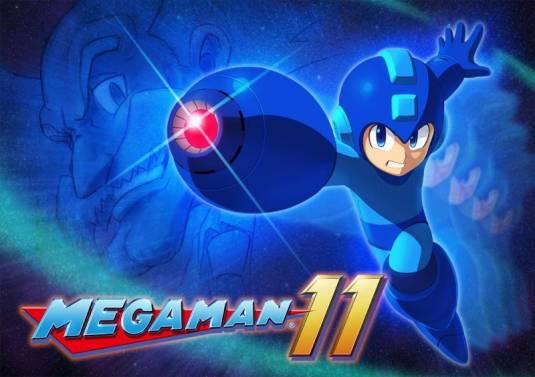 Анонсирован Mega Man 11