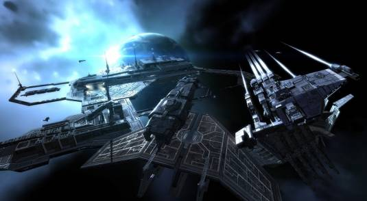 EVE Online – обновление «Гонка вооружений» откроет много нового