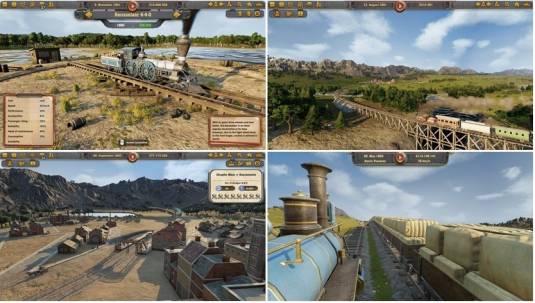 Railway Empire – обновление бета-версии уже доступно
