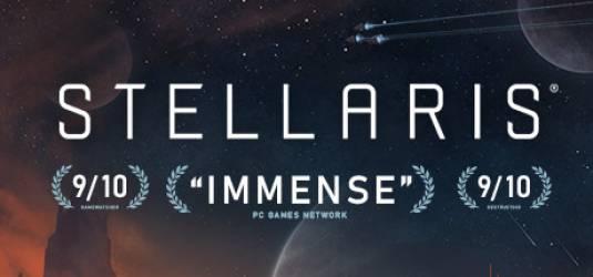 Stellaris приветствует новых обитателей космоса!