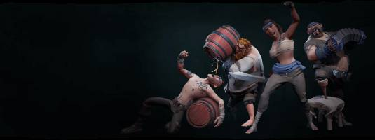 Игра Sea of Thieves поступит в продажу 20 марта