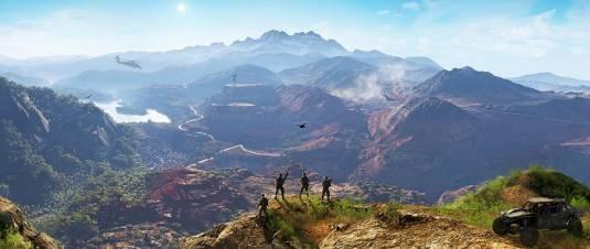 Tom Clancy's Ghost Recon Wildlands: PVP обновление 2 - Jungle Storm