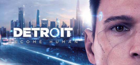 Detroit: Become Human - Гемплей с PSX 2017
