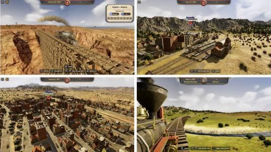 Railway Empire - стартовал предзаказ игры на PS4