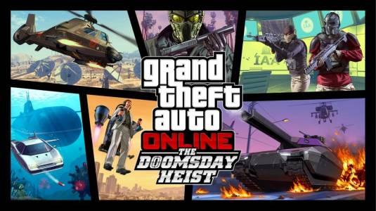 Вышло обновление «Ограбление «Судный день» для GTA Online