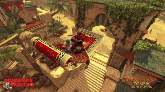 Обновление «Neverwinter: Клинки Чалта» появится на консолях 9 января.