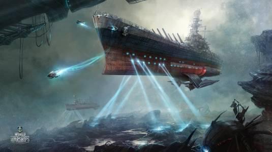 World of Warships - Дневники разработчиков № 19