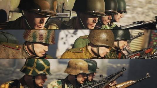 """Вышло обновление 1.10 """"Деревушка Кольмар"""" для Heroes & Generals"""